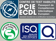 Nos certifications en formation